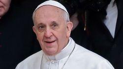 Vous ne devinerez jamais quel était le job d'étudiant du pape