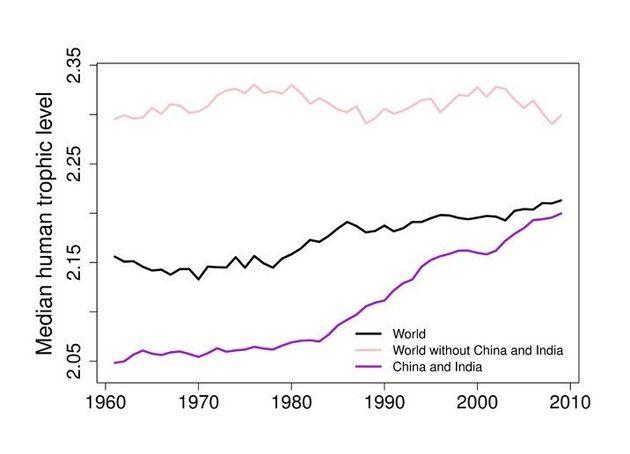 La consommation de viande a beaucoup augmenté ces dernières années dans le