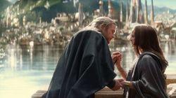 Natalie Portman n'a pas embrassé Chris Hemsworth dans Thor