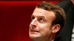 Harcelé de mails érotiques par une étudiante, Macron porte