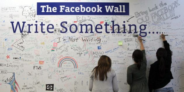 Mark Zuckerberg rappelle à l'ordre les employés de Facebook qui rayent le slogan
