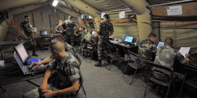 Cyber-guerre: contre Daech, la Grande-Bretagne va former un bataillon de