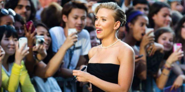 Scarlett Johansson va recevoir un César