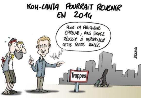 Koh-Lanta nouvelle version l'année