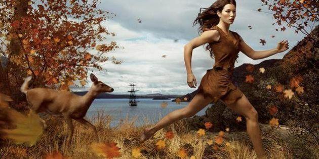 PHOTOS. Annie Leibovitz dévoile sa série de stars déguisées en personnages de