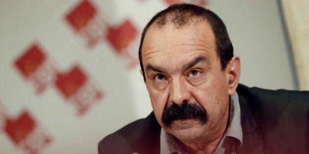 Direction de la CGT: Philippe Martinez élu mardi à la tête du