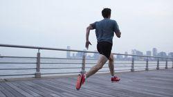 Vous ne devez pas courir plus de 7h par