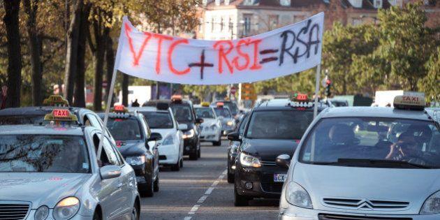 Taxis - VTC :