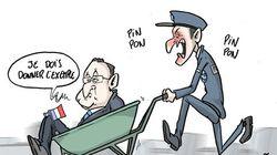 Hollande descend en province pour remonter la