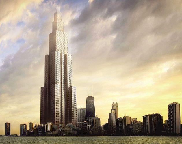 Chine: la construction de la plus haute tour du monde a