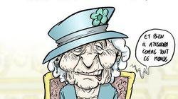 Royal baby: qu'en pense la reine