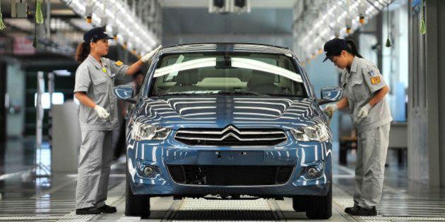 Chine: Renault s'allie avec Dongfeng, le même partenaire que son ennemi juré