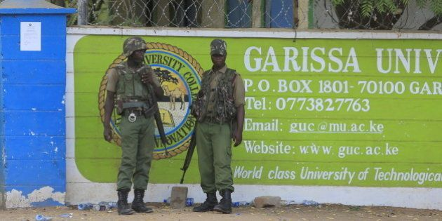 Kenya: cinq arrestations en lien avec les attaques des shebab à l'Université de