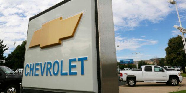 Chevrolet : General Motors retire la marque des marchés
