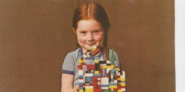 Publicité Lego de 1981 : on a retrouvé la petit fille, elle a 37 ans et s'appelle Rachel