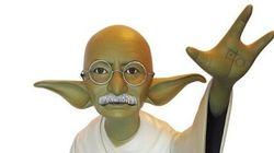 Quand Yoda devient Gandhi (et vice
