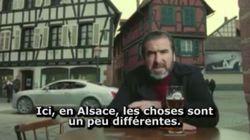 Grande-Bretagne: une pub Kronenbourg, avec Cantona, interdite pour