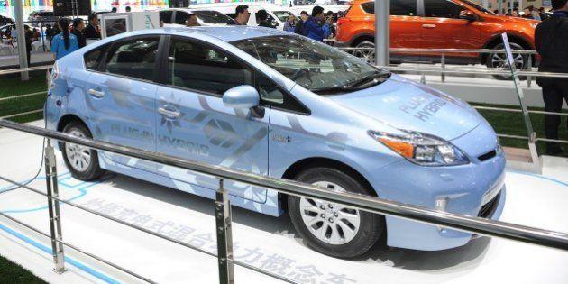Toyota rappelle 1,9 million de Prius pour un problème lié au système