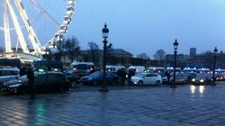 Manifestation surprise des taxis à Paris : 64 chauffeurs en garde à