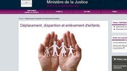 L'inter-LGBT demande à Taubira de retirer du site de la Justice une image proche du logo de la Manif pour