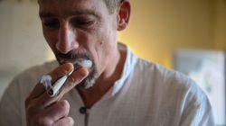 Il est condamné pour avoir consommé du cannabis
