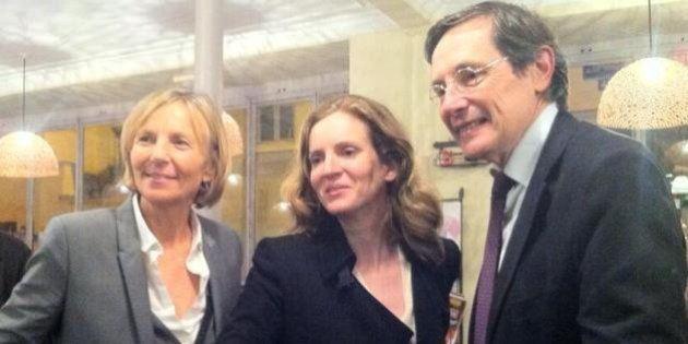 Alliance NKM, Marielle de Sarnez et Christian Saint-Etienne confirmée pour les municipales à