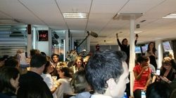 LCI et sa rédaction heureux de passer en gratuit (BFMTV beaucoup