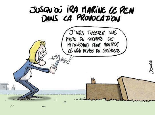 Marine Le Pen peut-elle aller plus