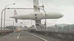 Les incroyables images du crash à