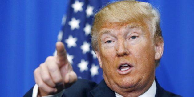 Jean-Marie Le Pen voterait Donald Trump s'il était