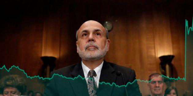 L'annonce de la Fed a surpris les experts: la crise n'est pas finie, Bernanke continue de soutenir