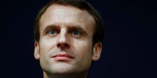 Emmanuel Macron tente tant bien que mal de défendre la loi travail de Myriam El