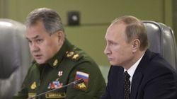 L'absurde déploiement militaire russe en