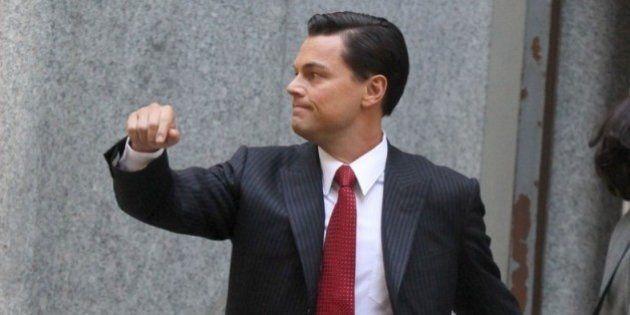 PHOTOS. Leonardo Dicaprio ne marche définitivement pas comme tout le monde et ça fait