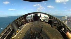 La preuve que les pilotes d'avion de chasse n'ont pas intérêt à se