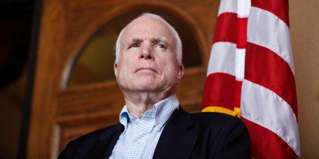 La tribune de McCain publiée dans la Pravda contre