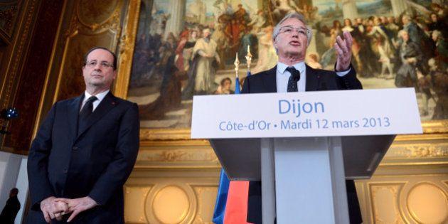 Cumul des mandats: les sénateurs proches de Hollande ont voté