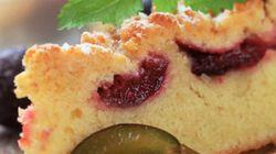 La recette du week-end: tarte aux prunes façon