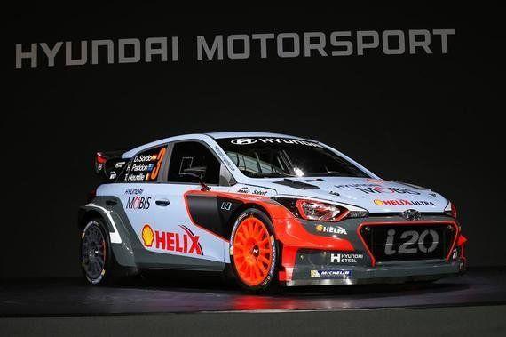 Championnat du monde des rallyes: 2016 morne