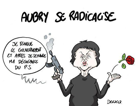 Martine Aubry est-elle prête à tout faire