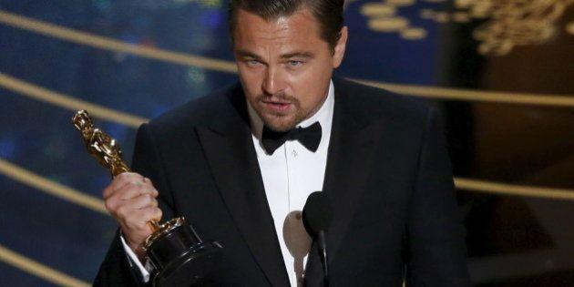 Leonardo DiCaprio sacré meilleur acteur et les autres gagnants des Oscars