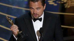 DiCaprio a enfin eu son