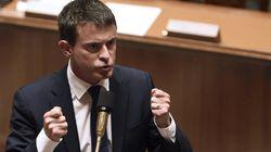 Valls relève le plan Vigipirate au niveau alerte attentat autour de