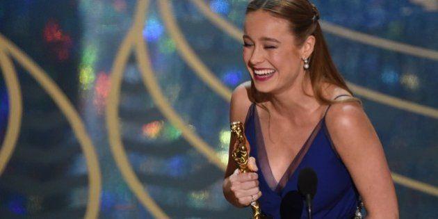 Qui est Brie Larson, Oscar 2016 de la meilleure actrice pour son rôle dans