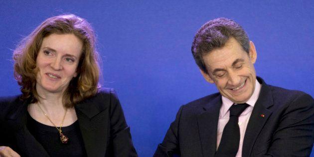 Pour 63% des Français, l'éviction de NKM par Nicolas Sarkozy est une mauvaise