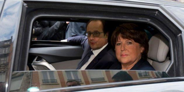 Les cinq actes du divorce entre Martine Aubry et François Hollande depuis la primaire de