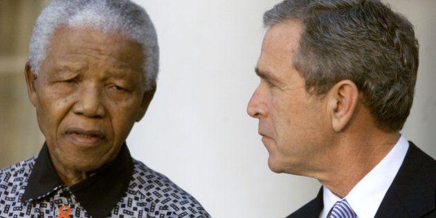 Les États-Unis ont retiré Nelson Mandela de leur liste noire des terroristes en
