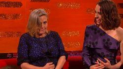 Carrie Fisher n'a pas réussi à tenir sa langue sur le scénario de