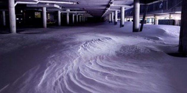 PHOTOS. L'aéroport fantôme de Mirabel, près de