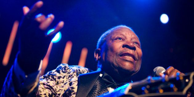 B.B. King, légende du blues,